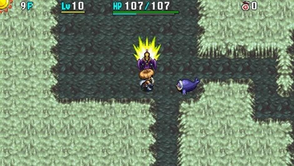 【PSP】スパイク・チュンソフト 不思議のダンジョン 風来のシレン4 plus 神の眼と悪魔のヘソの商品画像 4