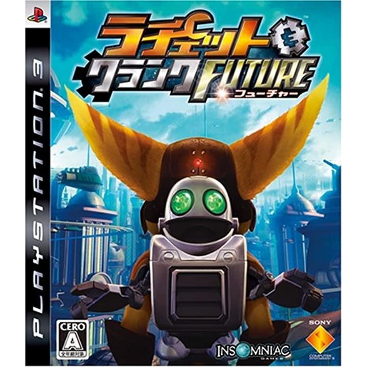 【PS3】ソニー・インタラクティブエンタテインメント ラチェット&クランク FUTUREの商品画像|ナビ
