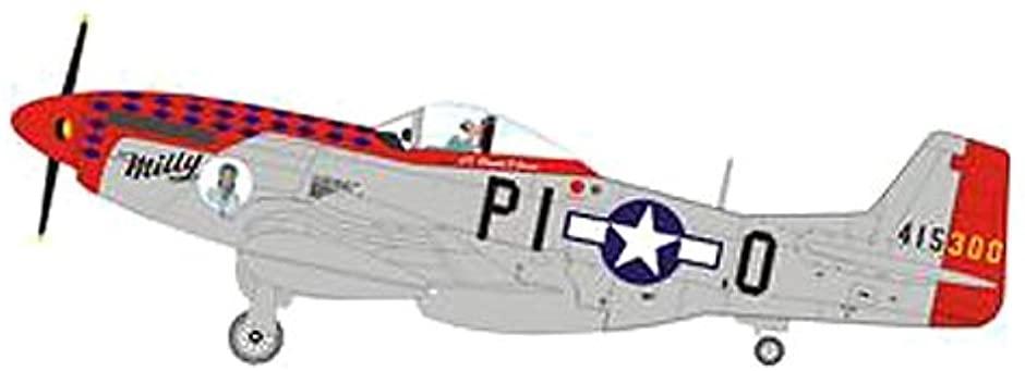 ウイッティ P-51D アメリカ陸軍航空隊 360FS Lt. Donald F Jones(1/72スケール ダイキャストエアプレーンモデル WTW-72-004-024)の商品画像 ナビ