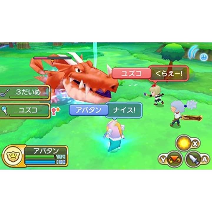 【3DS】レベルファイブ ファンタジーライフ Link!の商品画像|2
