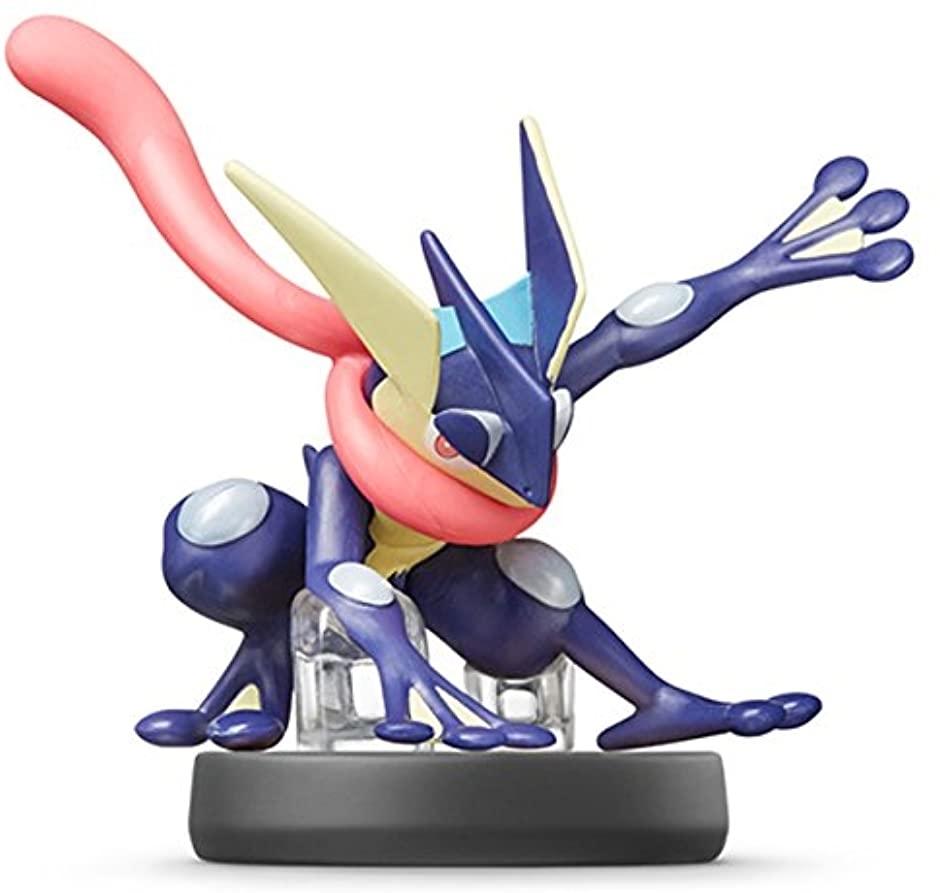 任天堂 Wii U/3DS amiibo ゲッコウガの商品画像 ナビ