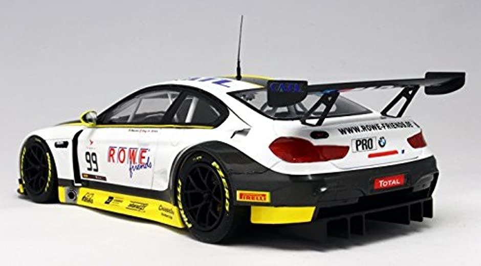 プラッツ BMW M6 GT(1/24スケール PN24001)の商品画像|4