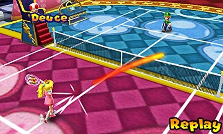 【3DS】任天堂 マリオテニスオープン [ハッピープライスセレクション]の商品画像|3