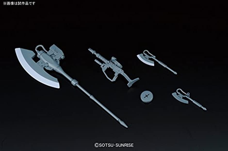高機動型ザクII オルテガ専用機 (1/144スケール HG GUNDAM THE ORIGIN 005 機動戦士ガンダム THE ORIGIN 2291803)の商品画像|3