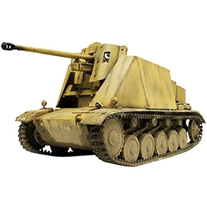 ドラゴンモデルズ WW.II II号 対戦車自走砲(5cm PaK 38 L/60搭載型)(1/35スケール DR6721)の商品画像|ナビ