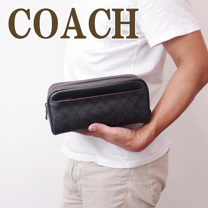 8eddc445ad85 コーチ(COACH)。求めてたセカンドバッグ。 極上レザー。できる男のセカンドバッグ。