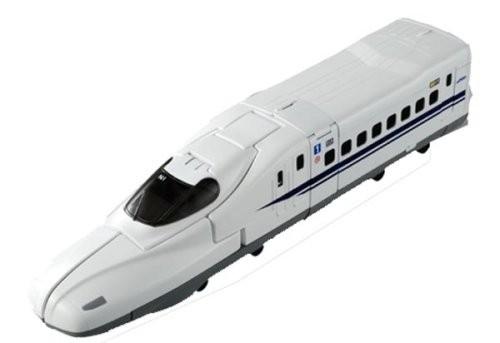 タカラトミー デカプラレールタウン N700系新幹線ステーションの商品画像|ナビ