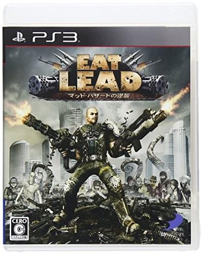 【PS3】ディースリーパブリッシャー EAT LEAD ~マットハザードの逆襲~の商品画像 ナビ