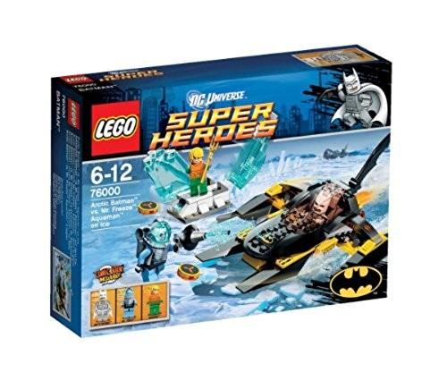 レゴ 76000 バットマン vs ミスター・フリーズ氷上のアクアマンの商品画像 ナビ