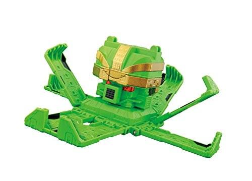 バンダイ ビッグジュウオウキューブウエポン 超動物武装 DXキューブオクトパスの商品画像|ナビ