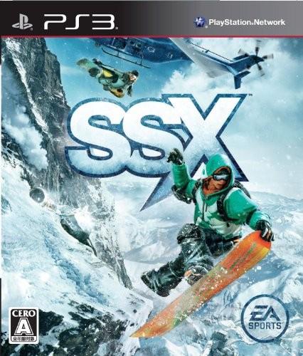 【PS3】エレクトロニック・アーツ SSXの商品画像|ナビ