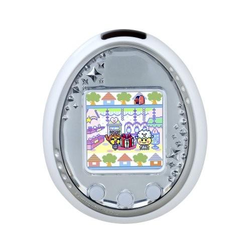 バンダイ たまごっち Tamagotchi iD(L ホワイト)の商品画像|ナビ