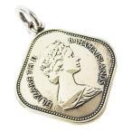 本物のバハマのコインペンダント(1) メイン メンズ レディース ネックレス 硬貨 南米
