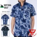 ガッチャゴルフ ベア天生地 半袖ポロシャツ メンズ GOTCHA GOLF 182gg1201