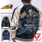 ����ǥ������ȥ������� �٥ƥ��֡��ץ���� ��������� �������� ��� INDIAN MOTOCYCLE Betty Boop bbi-823
