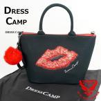 ドレスキャンプ トートバッグ DRESS CAMP 土屋アンナ コラボレーションモデル dsll-5001
