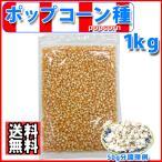 ポップコーン 豆 1kg 爆裂種 バタフライタイプ 送料無料