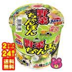エースコック スーパーカップ ミニ 野菜ちゃんぽん 42g×12個×2ケース:合計24個入 /食品