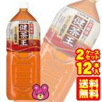 アサヒ カルピス 健茶王 すっきり烏龍茶PET2L×6本入(×2ケース:合計12本入)(飲料)