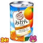 K&K国分 世界のめぐみ紀行 みかん 中国産 4号缶×24個入 /食品