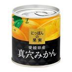 K&K国分 にっぽんの果実 愛媛県産 真穴みかん 190g×12個入(食品)