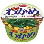 エースコック ミニわかめラーメン ごま・しょうゆ 38g×12個 /食品