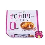 遠藤製餡 ゼロカロリー くず餅 108g×24個入 /食品