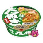 東洋水産 マルちゃん 緑のたぬき天そば 西向け 101g×12/箱 /食品