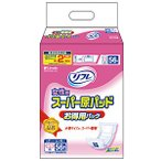 リフレスーパー尿パット女性用56枚×4袋(/ケース)(介護用品)(HK)
