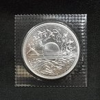天皇陛下(昭和天皇) 御在位60年記念 1万円銀貨幣 1986年 昭和61年 (ブリスターパック入り)