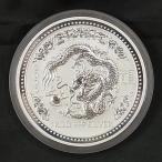 オーストラリア 銀貨 龍 1kg 30ドル 2000年