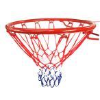 バスケットゴール バスケットリング&ネット セット リングサイズ:Φ45cm