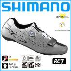 SHIMANO シマノ RC7 (ホワイト) SPD-SL ビンディングシューズ
