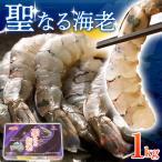 ニッスイ  ギフト エビ 海鮮 聖なるえび 1kg ギフト えび 海老 お取り寄せグルメ 送料無料