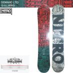 2015/2016NITRO【DEMAND LTD GULLWING/149】ナイトロ