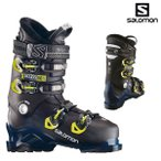 2018-2019 SALOMON/X ACCESS 80 WIDE/Black-Petrol Blue(L40047900)サロモン メンズスキーブーツ