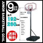 バスケットゴールセット ジュニア用自立式(ミニバスサイズ)送料無料  屋外 練習用