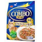 コンボ[CONBO] キャットフード ドライ ミオ コンボ マグロ味・カニカマブレンド 成猫用 700g [国産][正規品] #w-104811