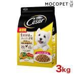 [シーザー]Cesar ドライ 成犬用 チキンと4種の農園野菜入り 超小粒 3kg グロッサリーフード  ドライ 成犬用 犬  4902397860754 #w-163573-00-00