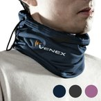 ショッピング2way VENEX(ベネクス)アクセサリー 2WAYコンフォート ファントムブラック/ライトパープル(男女兼用)