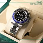 ロレックス ROLEX GMTマスターII 青黒 GMT MASTER II 116710BLNR 保護シールあり 新品