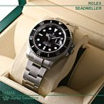 ロレックス ROLEX シードゥエラー SEA-DWELLER 126600 保護シールあり 新品