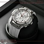 ウブロ ビッグバン サンモリッツ スティールホワイト ダイヤモンド 301.SE.230.RW.114