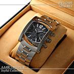 ブルガリ/時計/メンズ/アショーマ クロノ AA48C14SSDCH サテン画像