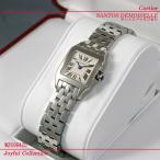 カルティエ(Cartier) 時計 サントス ドゥモアゼル SS SM W25064Z5