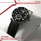 カルティエ(Cartier)時計 カリブル ダイバー W7100056