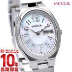 ウィッカ シチズン wicca CITIZEN ソーラー  レディース 腕時計 KH3-118-91