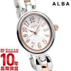 【店内最大30倍!6日まで】 アルバ セイコー ALBA SEIKO アンジェーヌ  レディース 腕時計 AHJK401