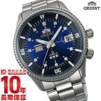 【本日最大39倍】オリエント キングマスター ワールドステージコレクション クロノグラフ ブルー WV0031AA メンズ 腕時計 時計