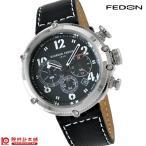 腕時計 メンズ ジョルジオフェドン1919 スポーツユーティリティー2 ブラック×シルバー GFBM002